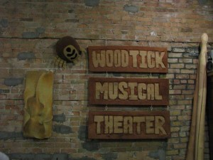 woodtick theater
